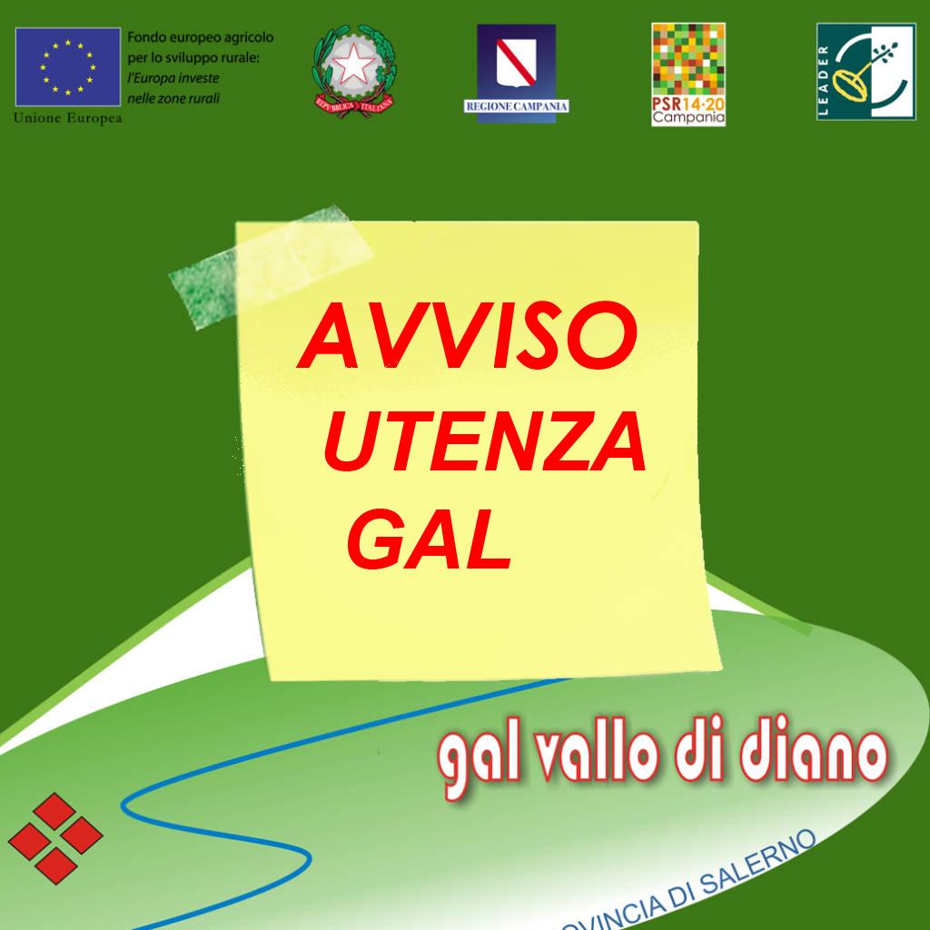 EMERGENZA COVID-19  –  Disposizioni uffici GAL